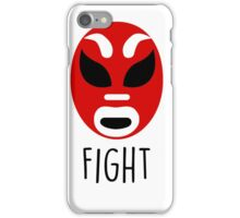 Mexican Fight iPhone Case/Skin