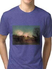 Lit By Moonlight Tri-blend T-Shirt