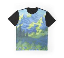 Expression of Nature Graphic T-Shirt