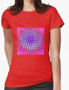 Strawberry Serinade Womens Fitted T-Shirt