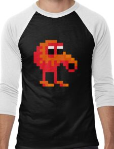 Qbert Men's Baseball ¾ T-Shirt