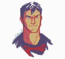 Superboy by doofusface