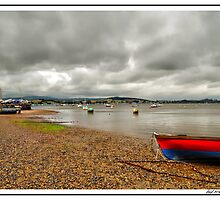 Low tide by Francisco Martin Falcon