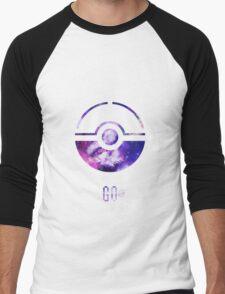 Pokemon Go - Togepi Men's Baseball ¾ T-Shirt