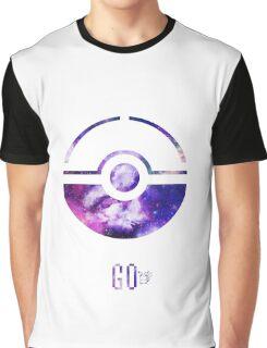 Pokemon Go - Pikachu Graphic T-Shirt