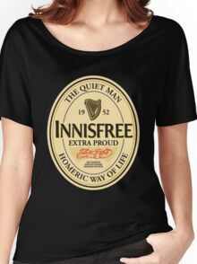 Innisfree Women's Relaxed Fit T-Shirt