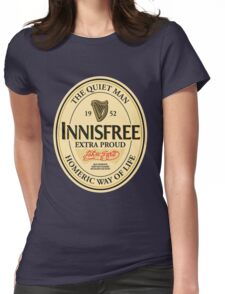 Innisfree Womens Fitted T-Shirt