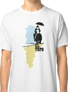 The mole - metaphysical western by Jodorowsky  (coloured) Classic T-Shirt
