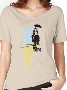 The mole - metaphysical western by Jodorowsky  (coloured) Women's Relaxed Fit T-Shirt