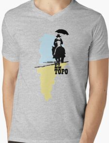 The mole - metaphysical western by Jodorowsky  (coloured) Mens V-Neck T-Shirt
