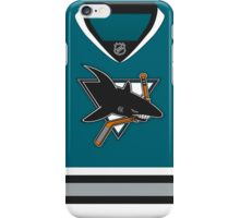 San Jose Sharks Heritage Jersey iPhone Case/Skin