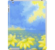 Fields of Sun iPad Case/Skin