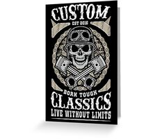 Custom Classics - Live Without Limits  Greeting Card