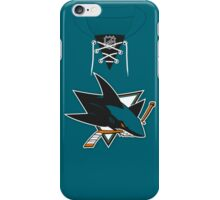 San Jose Sharks Home Jersey iPhone Case/Skin