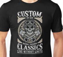 Custom Classics - Live Without Limits  Unisex T-Shirt