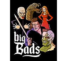 Big Bads Photographic Print