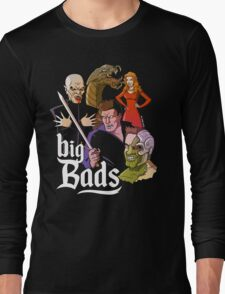 Big Bads Long Sleeve T-Shirt