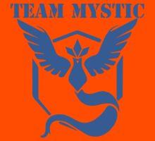 Team Mystic - Pokémon Go Kids Tee