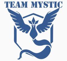 Team Mystic - Pokémon Go One Piece - Short Sleeve