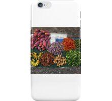vegetable iPhone Case/Skin