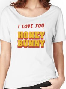HONEY BUNNY Women's Relaxed Fit T-Shirt