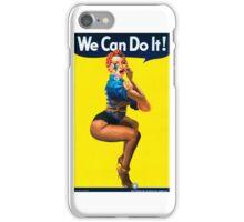 Twerkin' Rosie iPhone Case/Skin