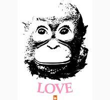 Orangutan LOVE Unisex T-Shirt