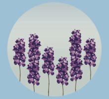 Lavender Kids Tee