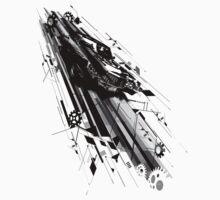 speed mechanism One Piece - Short Sleeve