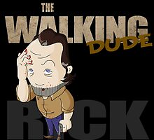 The Walking Dude - Rick Edition by PG-stuff