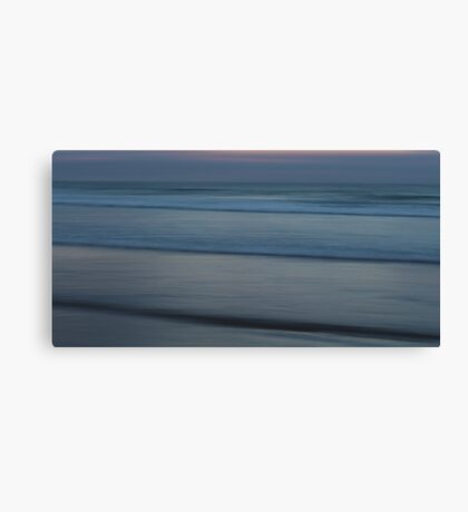 Infinite Silence Canvas Print