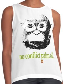 NO CONFLICT PALM OIL Contrast Tank