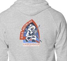 Harpooneer Second Class Insignia Zipped Hoodie