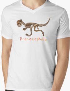 Extinct Lil' Prenocephale Mens V-Neck T-Shirt