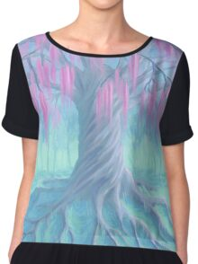 Willow of Love Chiffon Top