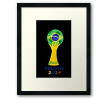 My World Cup Framed Print