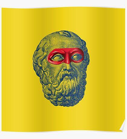 Captain Plato Poster