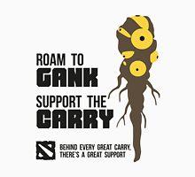 ROAM GANK SUPPORT CARRY 3 Unisex T-Shirt