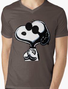 Joe Cool Mens V-Neck T-Shirt