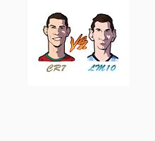 Ronaldo Vs Messi Unisex T-Shirt