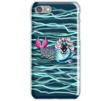 In an Octopussy's Garden iPhone Case/Skin