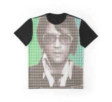 Elvis Mug Shot Graphic T-Shirt