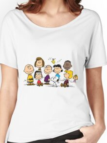 All Peanuts Together Women's Relaxed Fit T-Shirt