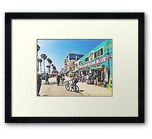 Hello Venice  Framed Print