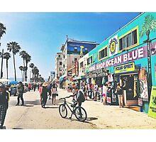 Hello Venice  Photographic Print