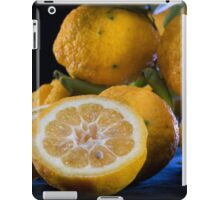 When Life Hands You Lemons I iPad Case/Skin