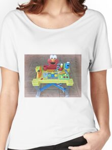 *Happy times for the Great Grandchildren* Women's Relaxed Fit T-Shirt