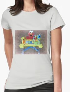 *Happy times for the Great Grandchildren* Womens Fitted T-Shirt