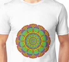 delicate abstract ethnic pattern Unisex T-Shirt