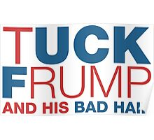 Tuck Frump And His Bad Hair Poster